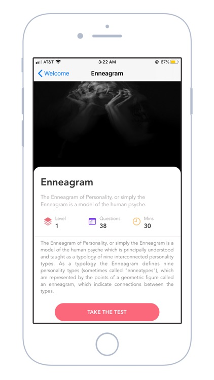 Personality Test: Enneagram