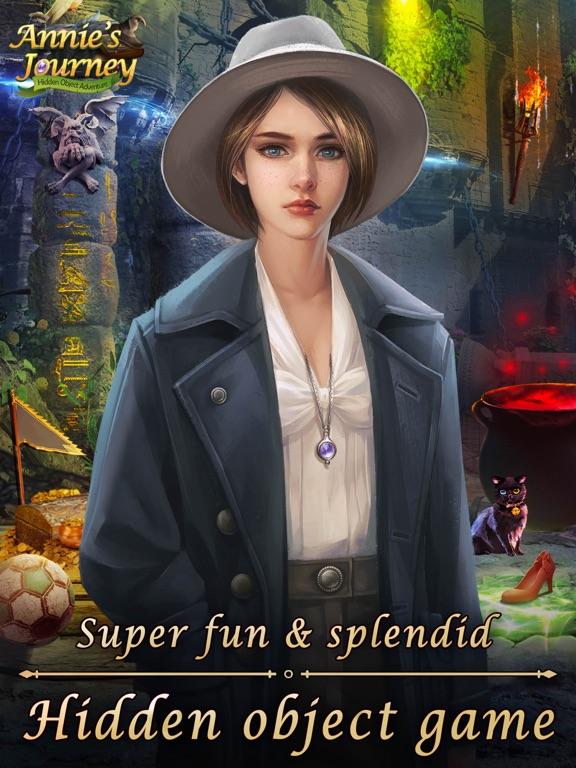 Annie's journey:Hidden Objects screenshot 6