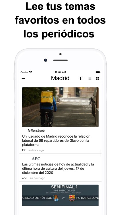 Noticias de última hora España screenshot-4