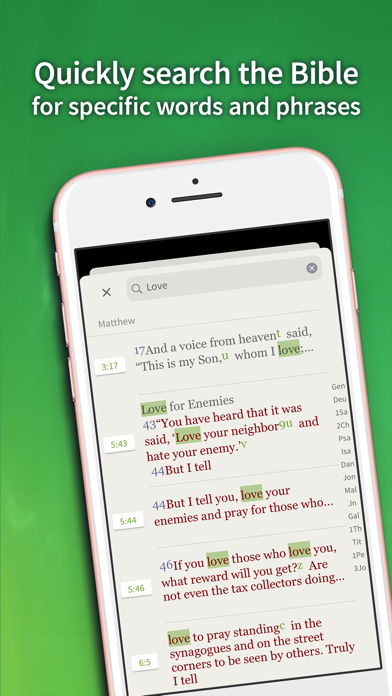 Bible App by Olive Treeのおすすめ画像10