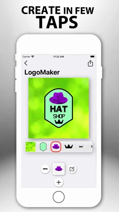 Screen Shot Logo Maker^ 1