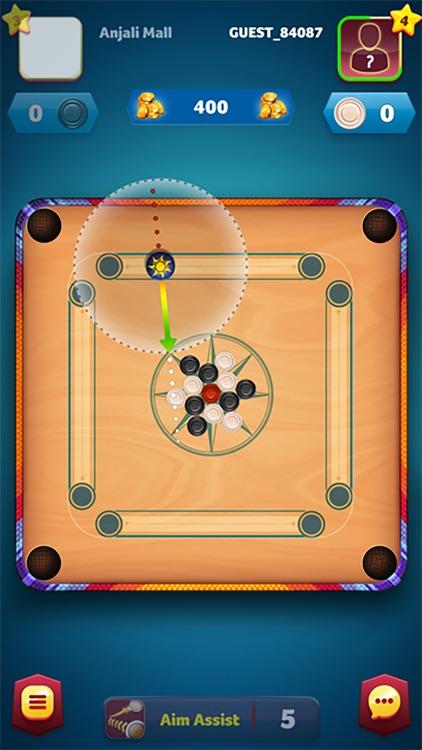 Carrom Friends : Board Game screenshot-5