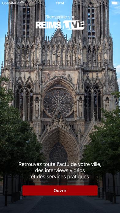 Reims Live : Actu & Sport screenshot 1