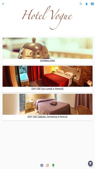 Hotel Vogue screenshot 2