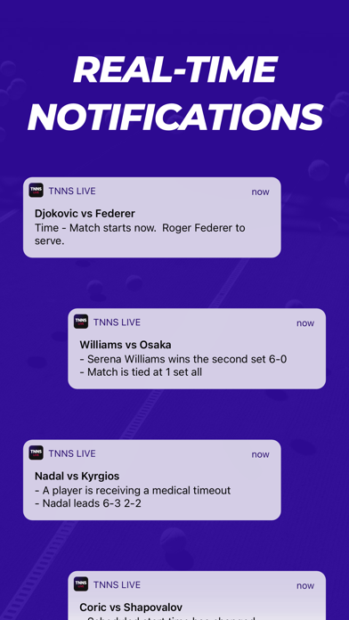 messages.download TNNS: Tennis Live Scores software