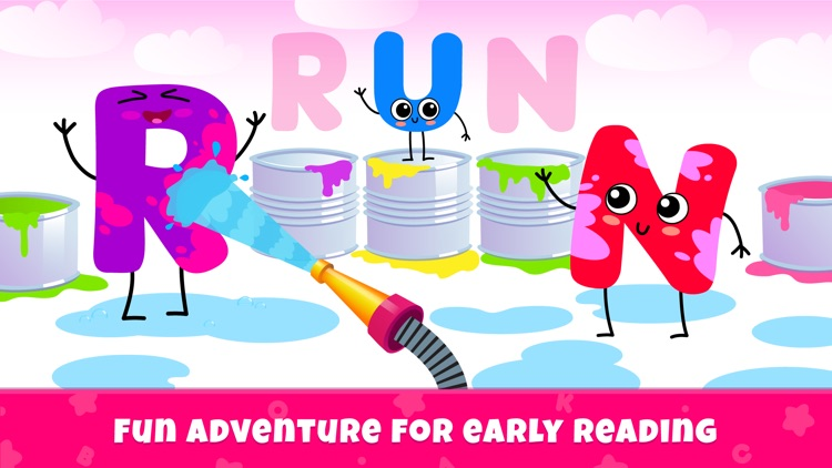 ABC Phonics Kids Reading Games screenshot-5