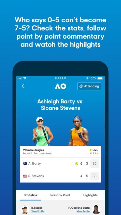 Australian Open Tennis 2021