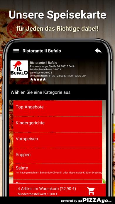 Ristorante Il Bufalo Berlin screenshot 4