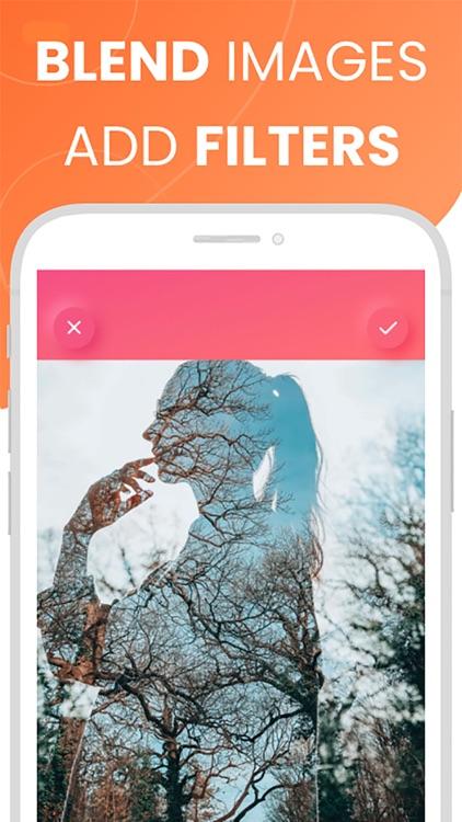 Photo editor ⋆ Collage Maker screenshot-3
