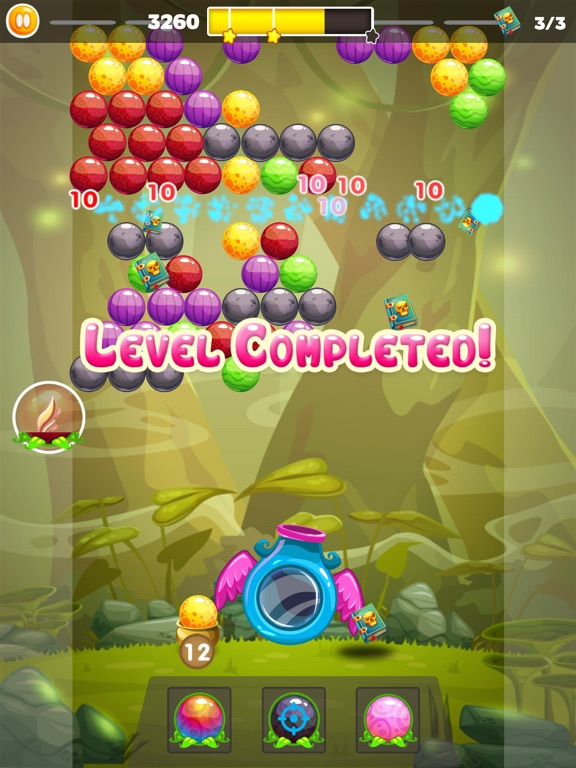 Bubble Shooter:Jungle Book Pop screenshot 13