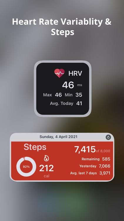 Health Widget – Steps Counter screenshot-8
