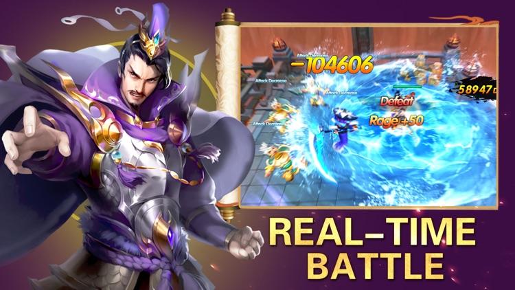 Three Kingdoms: Hero of Legend screenshot-3