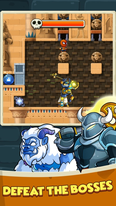 Diamond Quest: The Lost Temple screenshot 3