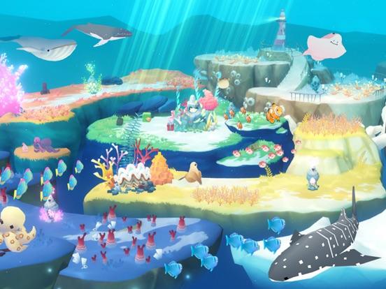 アビスリウムワールド: Tap Tap Fishのおすすめ画像1