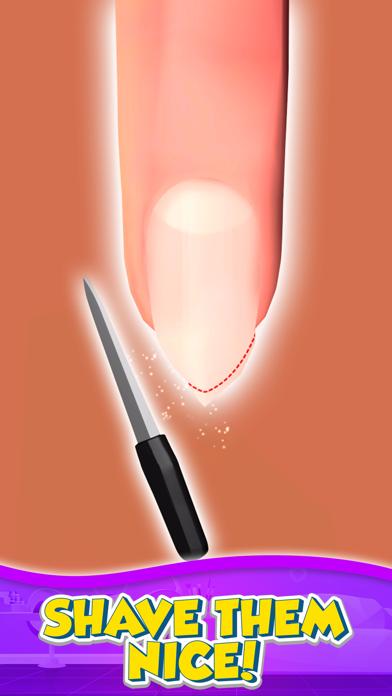 Nail Salon 3D screenshot two