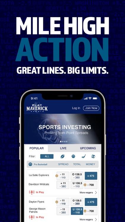 Play Maverick Sports CO screenshot-3