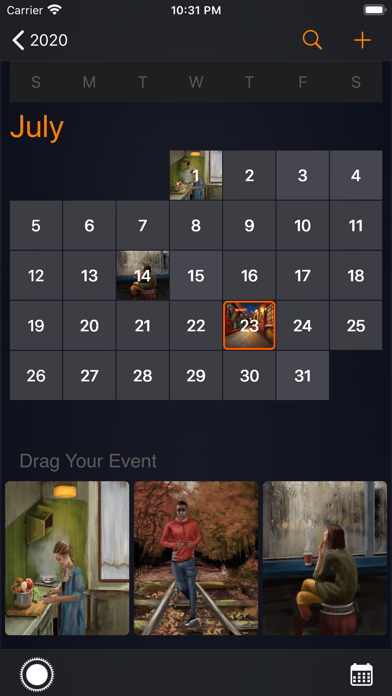 PickCalendar screenshot 3