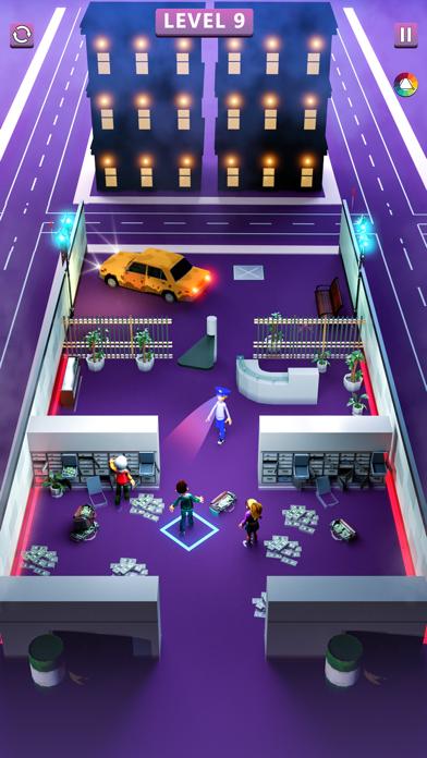 Beat Cops Prison Escape 3D screenshot 1
