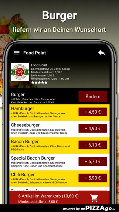 Food Point Kassel Pizza screenshot 6