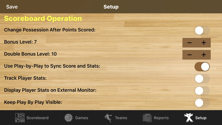 Ballers Basketball Scoreboard screenshot-6