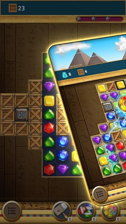 Jewels Pharaoh screenshot-0