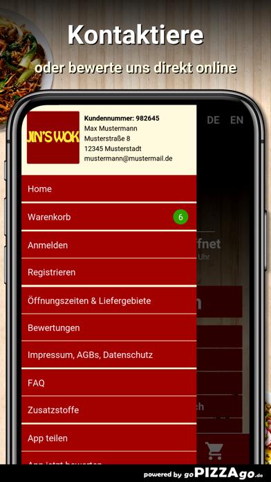 Jins Wok Stuttgart screenshot 3