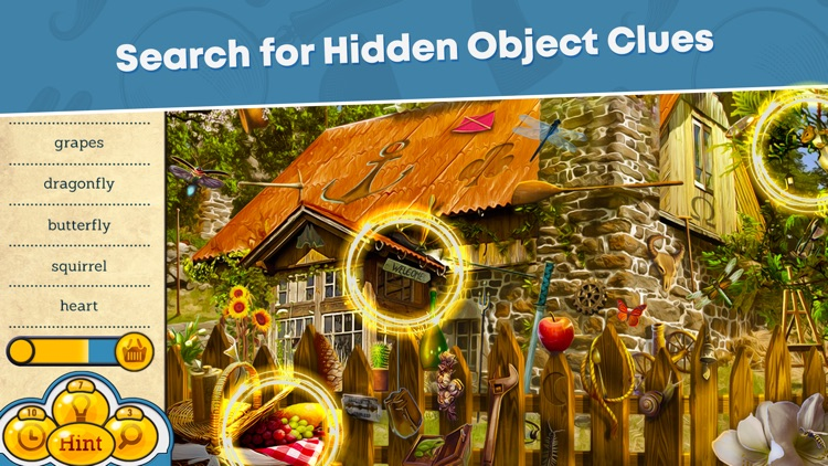Sherlock Holmes Hidden Objects screenshot-3