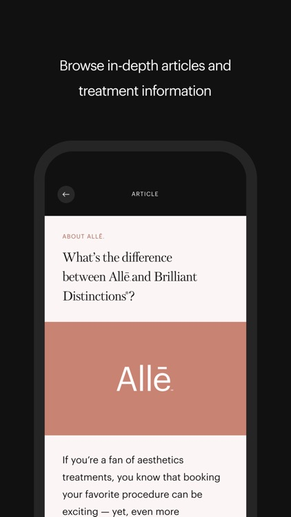 Allē screenshot-2