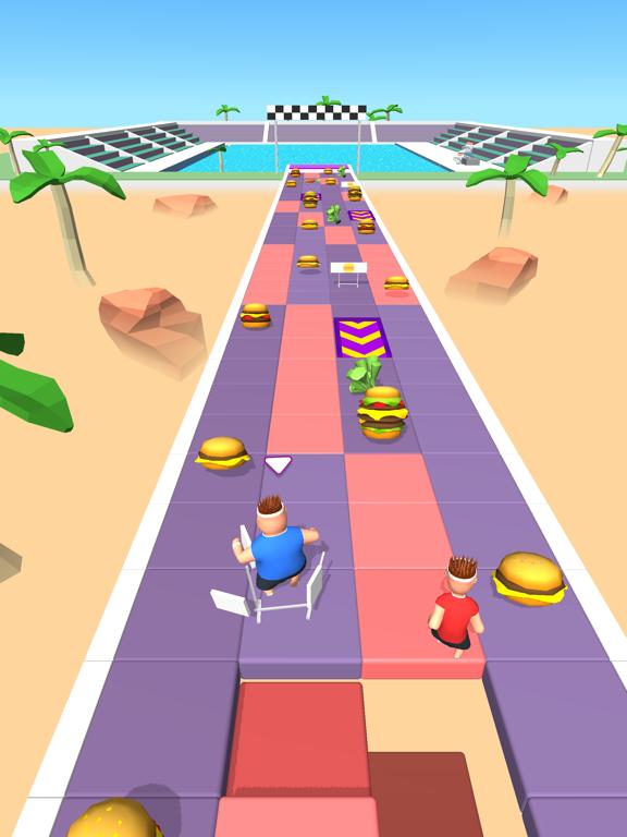 Fast Fatty Run screenshot 8