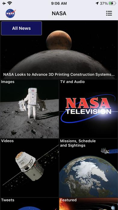 NASA ScreenShot0