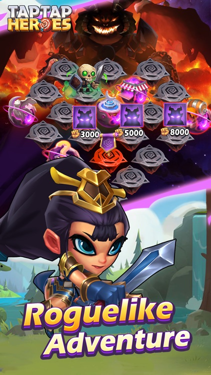 Taptap Heroes:Void Cage screenshot-7