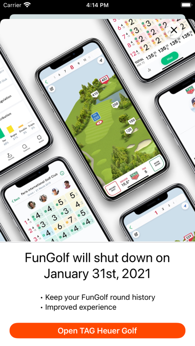 Fun Golf GPS ScreenShot0