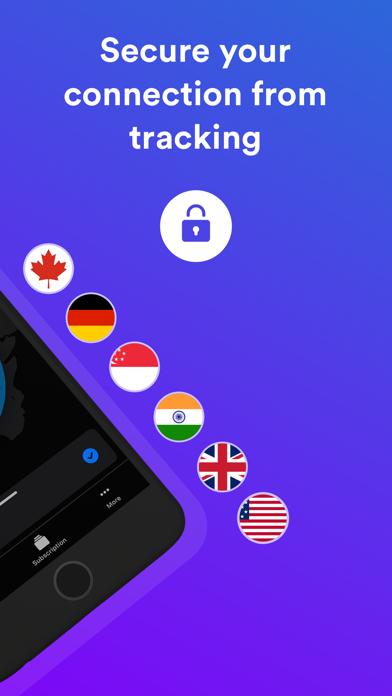 VPN - Security Defender Screenshot