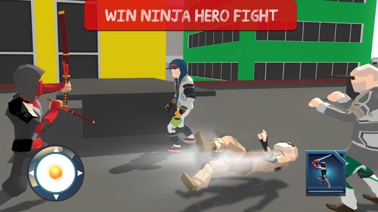 Ultimate Ninja Superhero Game screenshot-3