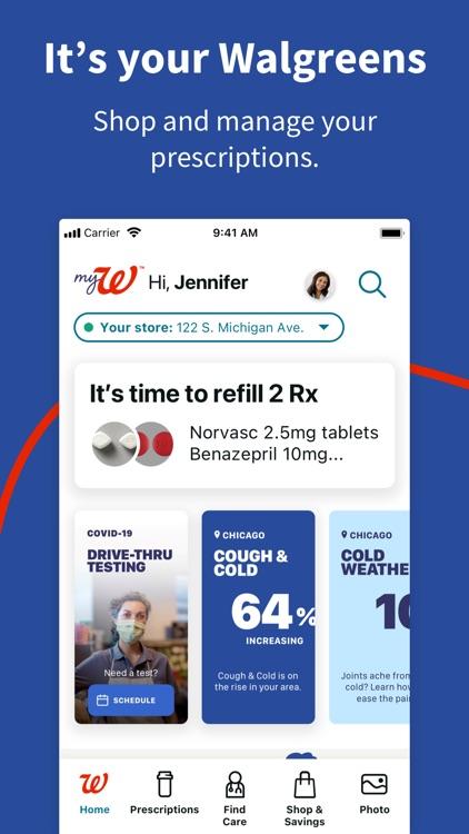 Walgreens screenshot-0