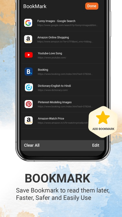 U Browser - Browser Pro screenshot-4