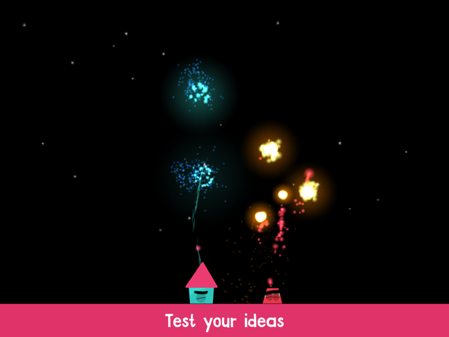 ‎Fireworks Lab Screenshot