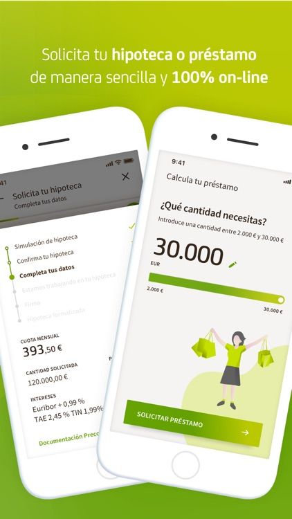 Bankia Móvil screenshot-3
