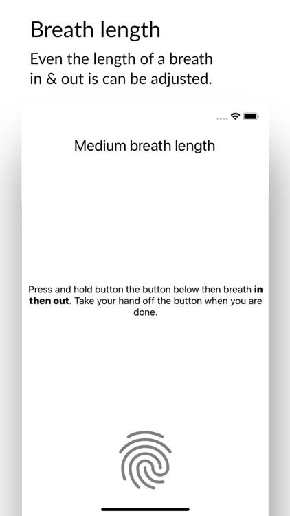 Minimalist Breath screenshot-4