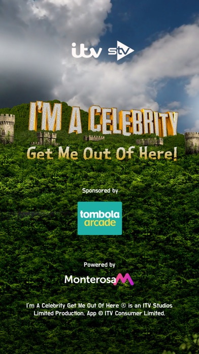 I'm A Celebrity... screenshot one