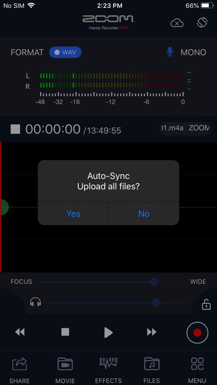 Handy Recorder PRO screenshot-8