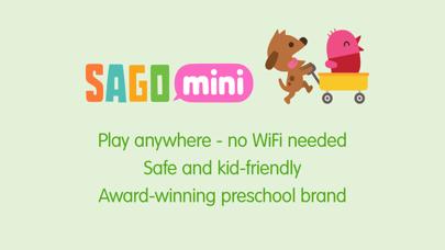 Sago Mini Neighborhood Blocks screenshot 6