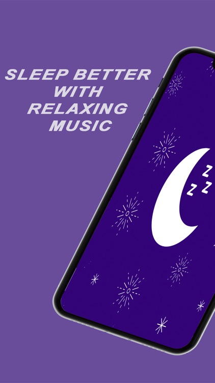 Music to Sleep and Relaxation
