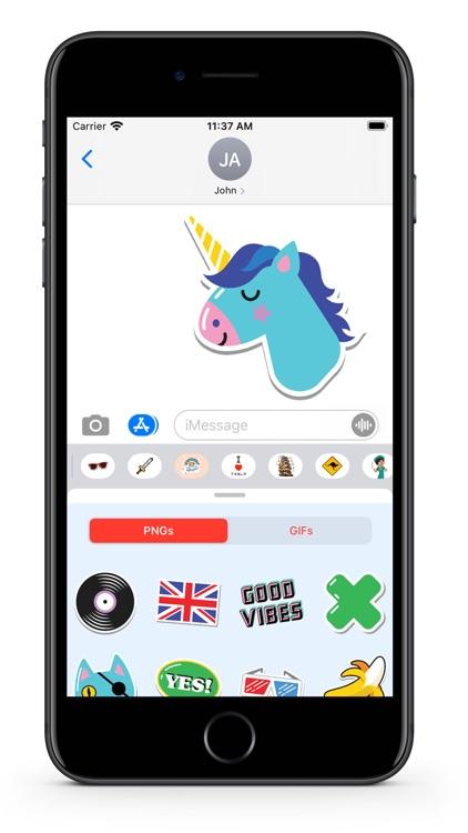 Pop Culture - GIFs & Stickers
