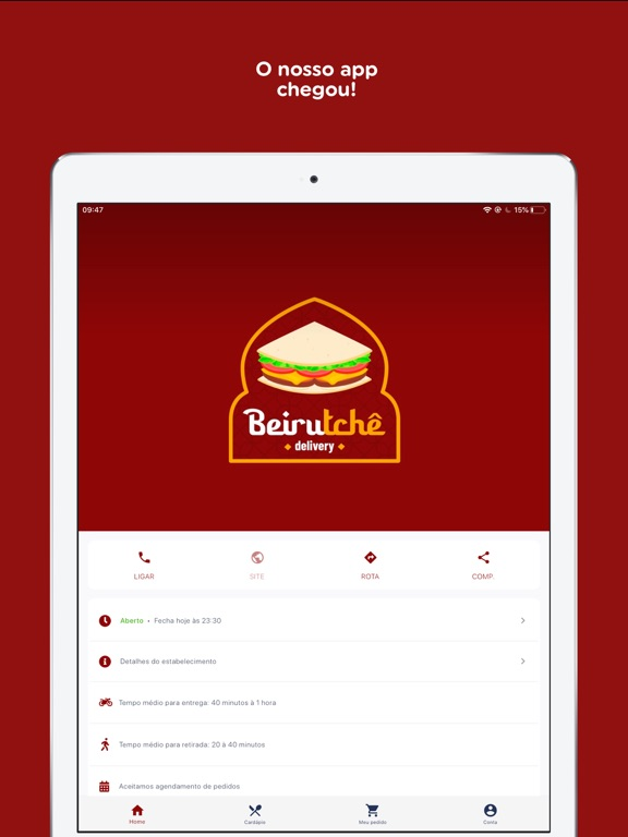 Beirutchê Delivery screenshot 7