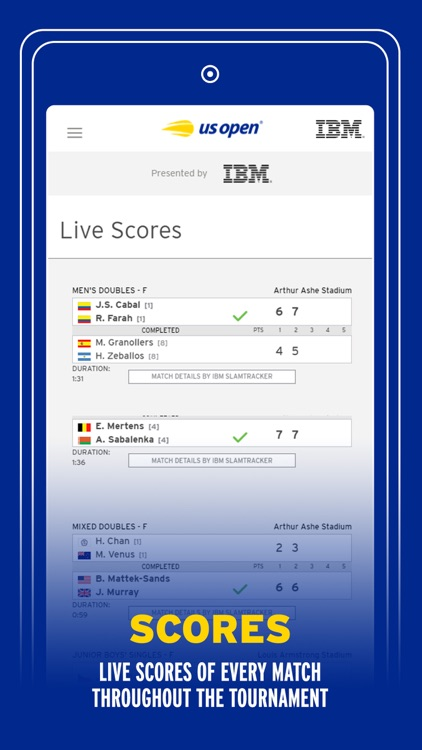 US Open Tennis Championships screenshot-4
