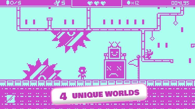 Pixboy - Retro 2D Platformer screenshot-5