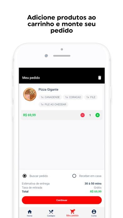 La Casa da Pizza - Chapecó screenshot 4