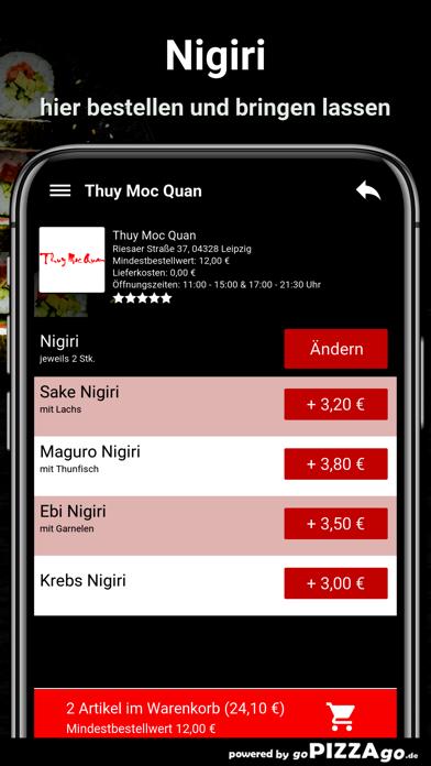 Thuy Moc Quan Leipzig screenshot 6