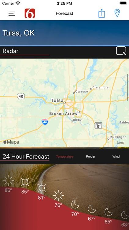 News on 6 Weather screenshot-6